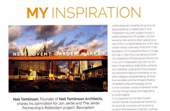 Neil Tomlinson - My Inspiration